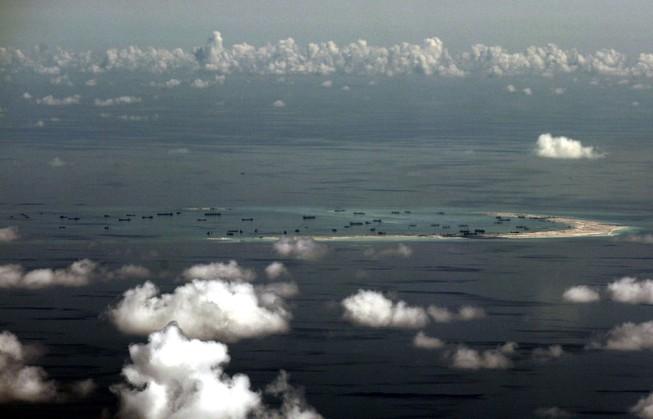 Tàu Trung Quốc không còn ở đảo Hải Sâm của Trường Sa