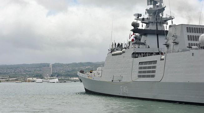 Mỹ, Ấn, Nhật sẽ tập trận chung gần biển Đông