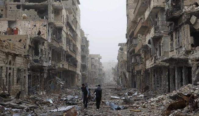Assad lên kế hoạch tái chiếm Aleppo