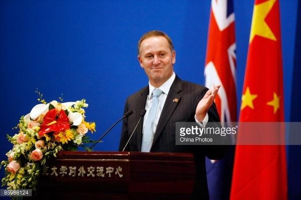 Trung Quốc 'khuyên' New Zealand thận trọng vấn đề biển Đông
