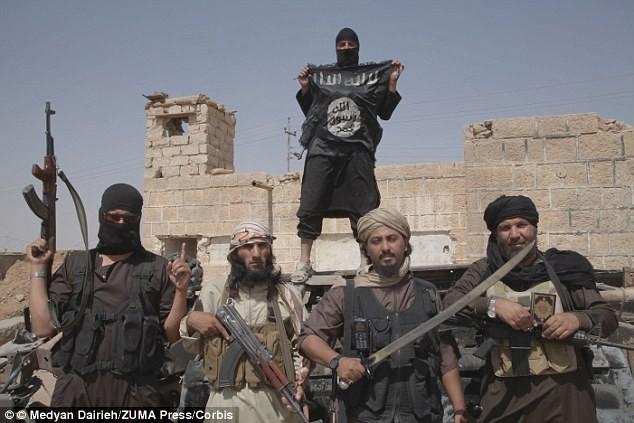 IS bán tội tạng của lính IS để kiếm tiền