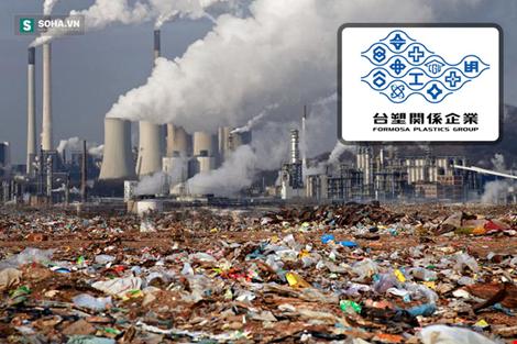 Infographic: Các vụ bê bối môi trường của Formosa trên toàn cầu