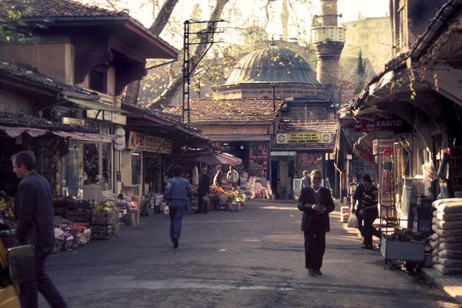 Đánh bom tự sát tại Thổ Nhĩ Kỳ, 12 nghi phạm bị bắt
