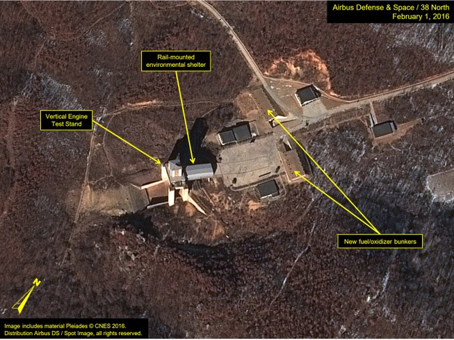 Hoạt động âm thầm vẫn tiếp tục tại bãi thử hạt nhân Triều Tiên