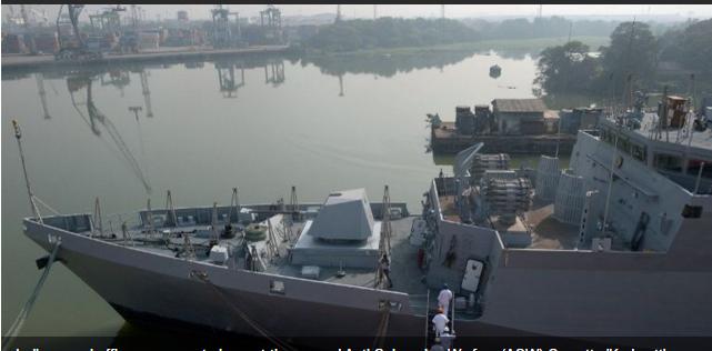 Mỹ, Ấn Độ thảo luận tác chiến chống ngầm để 'cảnh giác' Trung Quốc