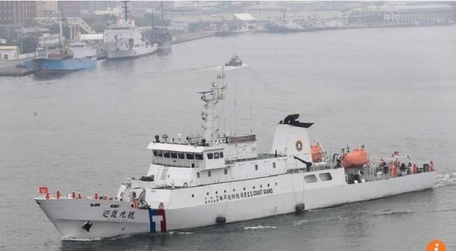 Bị Nhật bắt tàu cá, Đài Loan đưa tàu tuần tra đến Okinotorishima