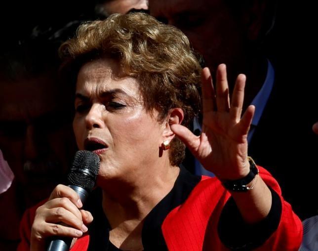 Yêu cầu điều tra tham nhũng đối với tổng thống Brazil