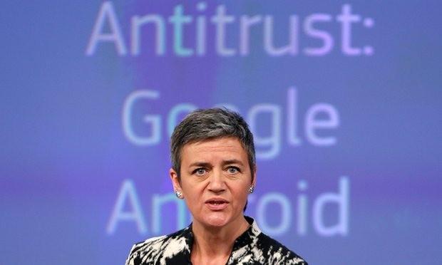 Google có nguy cơ bị phạt cao kỷ lục trên 3 tỉ euro