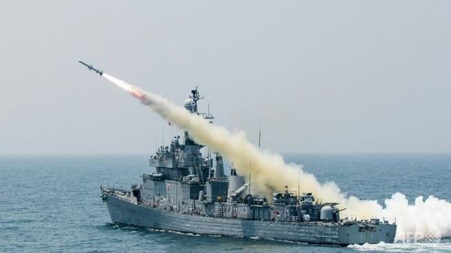 Mỹ-Nhật-Hàn tập trận tên lửa chống tên lửa Triều Tiên