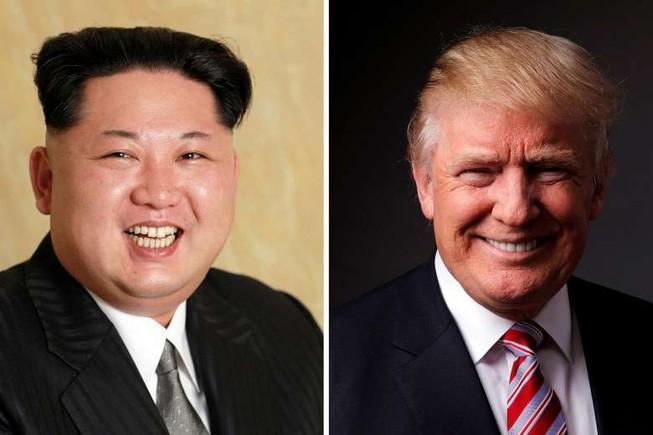 Donald Trump sẵn sàng gặp ông Kim Jong-un để bàn hạt nhân