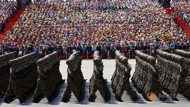 Trung Quốc tái thanh tra tham nhũng trong quân đội và trường quân sự