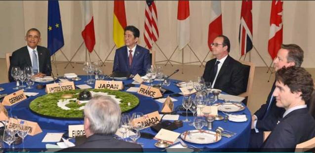 Trung Quốc hung hăng: 'G7 đừng xen vào chuyện người khác'