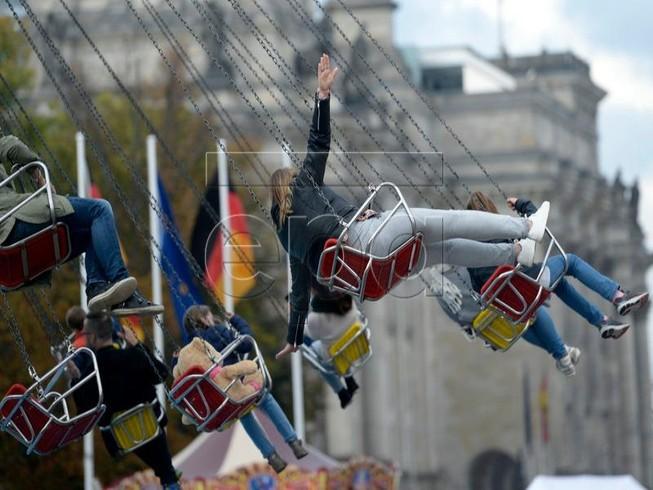 Ngày Thống nhất - nước Đức 'bình thường mới'