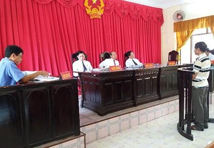Vụ án nhiều vi phạm tố tụng ở Kiên Giang: Tòa nghị án 7 ngày