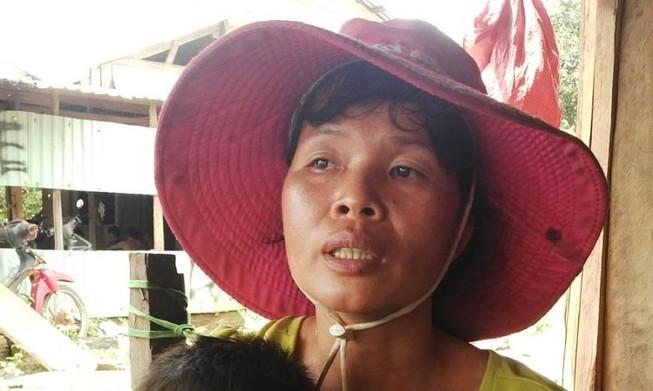 Vụ nổ súng ở Đắk Nông: Vợ bị can Hiến được về nhà