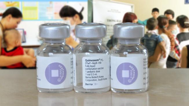 TP.HCM có 7 trẻ mắc ho gà do không tiêm vaccine