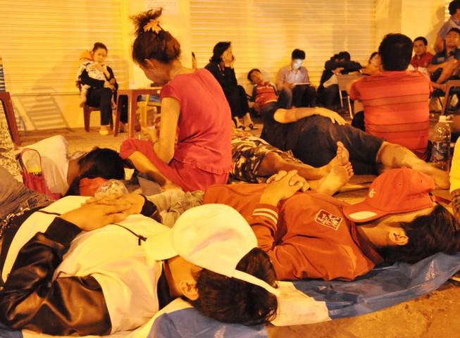 Cơn lốc vaccine đã cuốn tới Sài Gòn