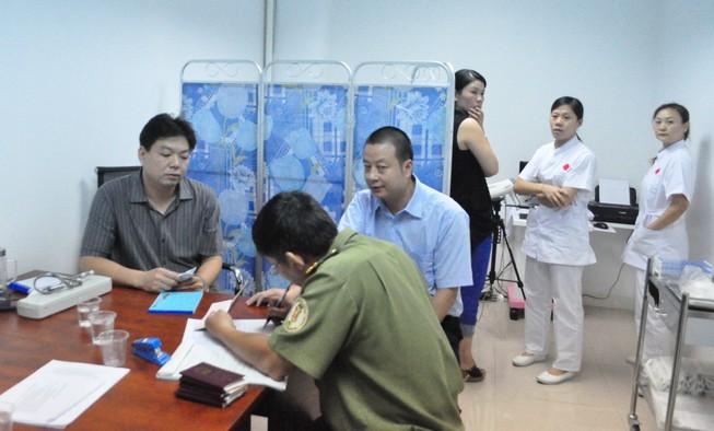 Phòng khám Trung Quốc bị phạt hơn 142 triệu đồng
