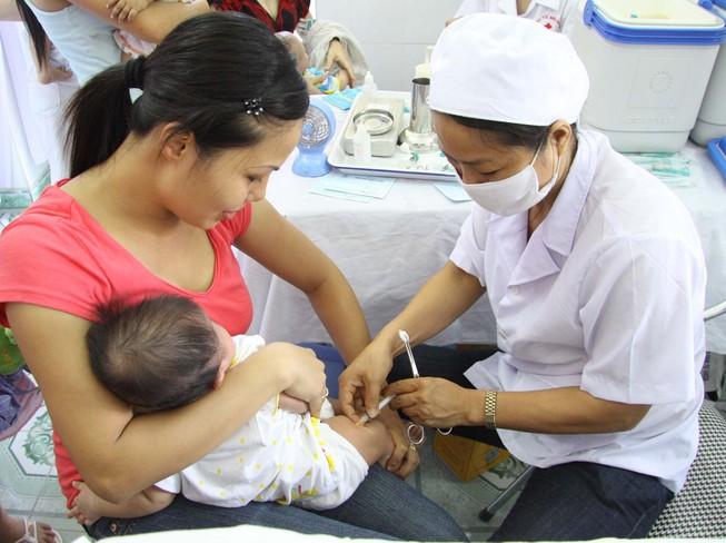 Triển khai tiêm vaccine dịch vụ đợt hai