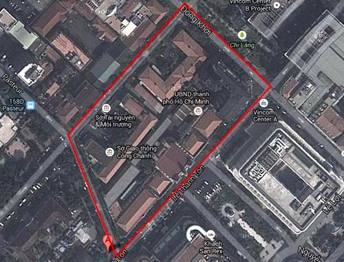 Gần 53 tỉ đồng xây dựng khu trung tâm hành chính TP.HCM