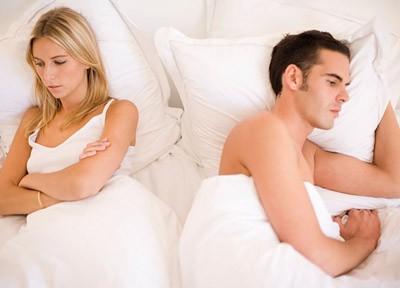 Cãi nhau... trên giường