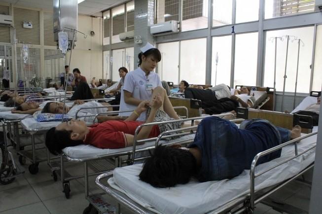 BV Chợ Rẫy: Nhập viện vì TNGT tăng mạnh dịp nghỉ lễ