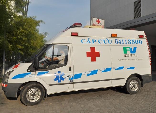 Bệnh viện được chọn hỗ trợ y tế dự phòng cho ông Obama