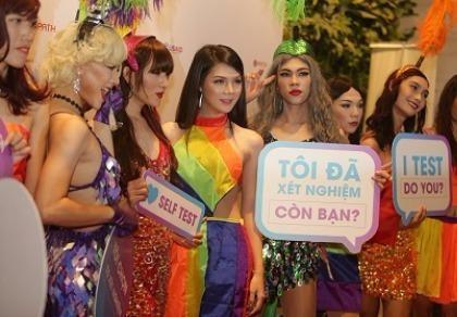 Dịch vụ tự xét nghiệm HIV lần đầu có mặt tại Việt Nam