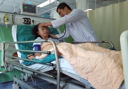 Điều trị túi phình khổng lồ nhờ stent chuyển dòng