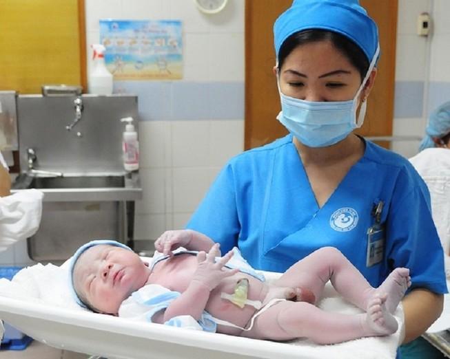 6 ngày nghỉ tết, TP.HCM có 1.442 trẻ sơ sinh chào đời