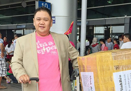 Nghệ sĩ Minh Béo bị bắt giữ tại Mỹ