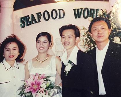 Xôn xao MC Nguyễn Cao Kỳ Duyên làm lộ ảnh vợ Hoài Linh