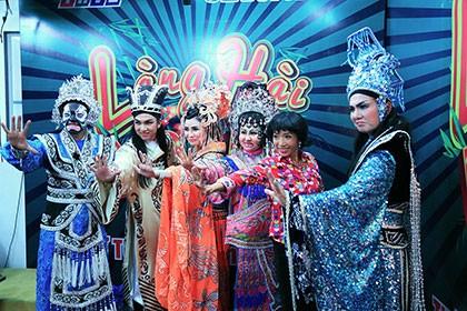 Cải lương Chung Vô Diệm đi thẩm mỹ viện hài