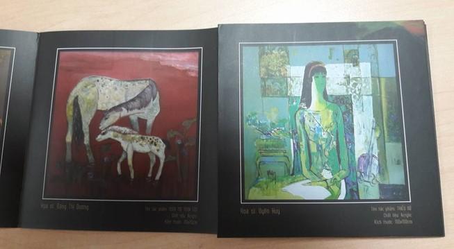 17 họa sĩ nổi tiếng triển lãm tranh giúp đỡ trẻ em mồ côi