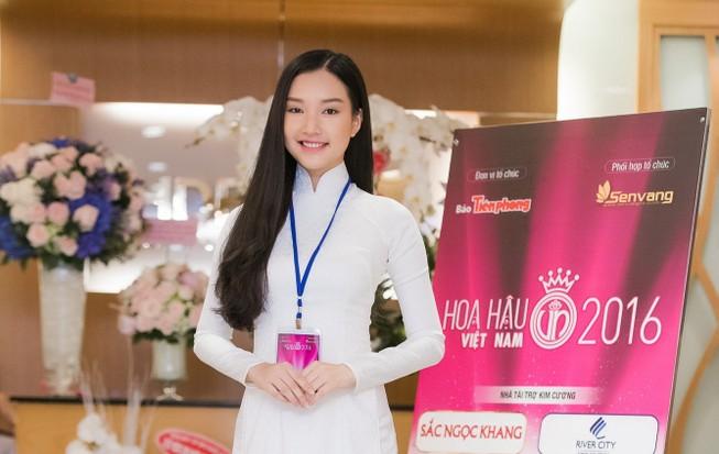 'Hoa hậu Việt Nam 2016' giới thiệu những nhan sắc nổi bật phía Nam