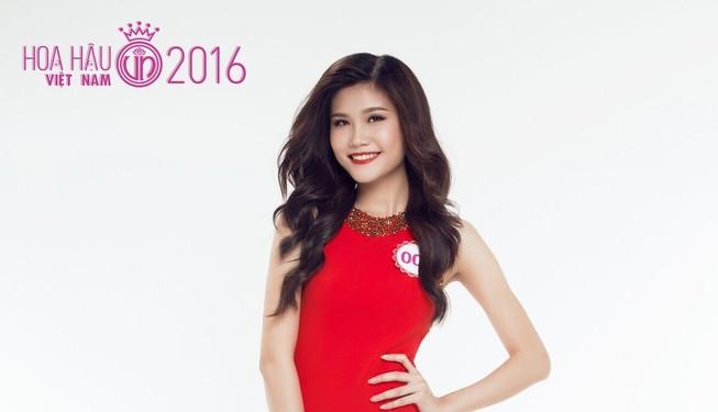 Thí sinh 'Hoa hậu VN 2016' lộng lẫy khoe áo dạ hội