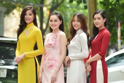 Ngắm 32 nhan sắc của cuộc thi Hoa hậu Việt Nam 2016