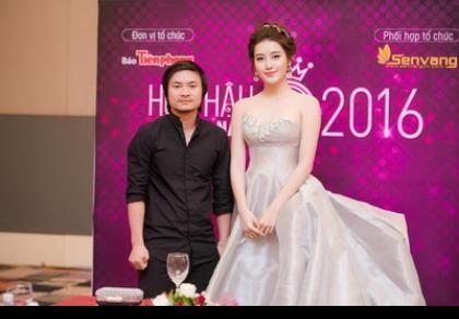 """Truyền hình trực tiếp chung khảo phía Bắc """"Hoa hậu VN 2016"""""""