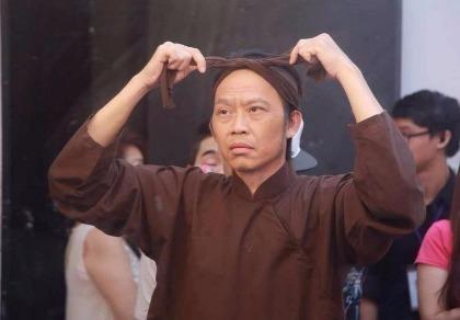 Danh hài Hoài Linh 'trả nợ ân tình' cho nghệ sĩ Vũ Linh