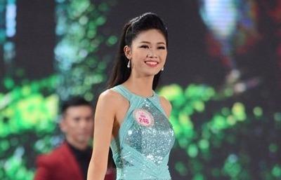 Thực hư chuyện á hậu Thanh Tú 'không có tên thi đậu Học viện Ngoại giao'