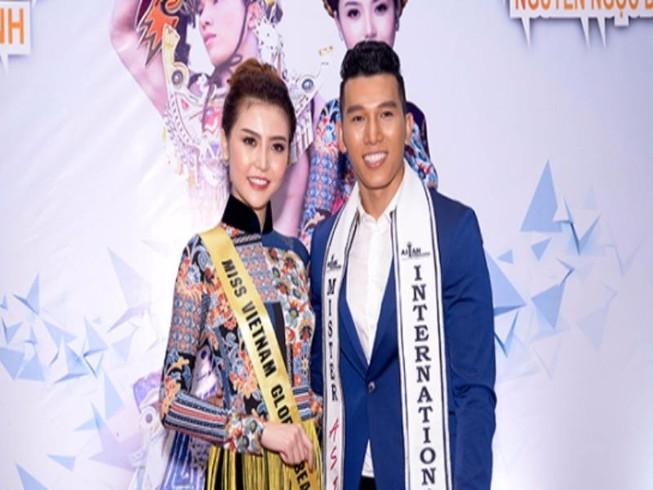 Ngọc Duyên đi thi  'Miss Golbal Beauty Queen 2016'