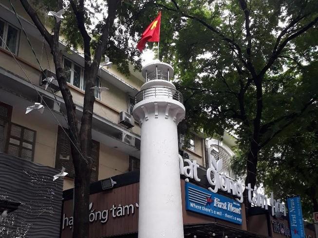 Khánh thành ngọn hải đăng Hoàng Sa-Trường Sa tại TP.HCM