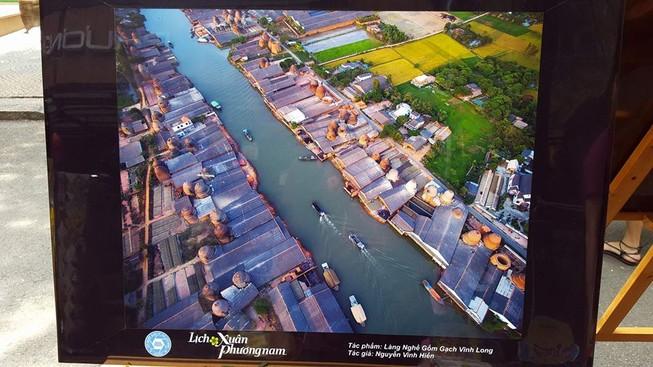 Cuộc thi ảnh chụp flycam lần đầu tiên tại Việt Nam