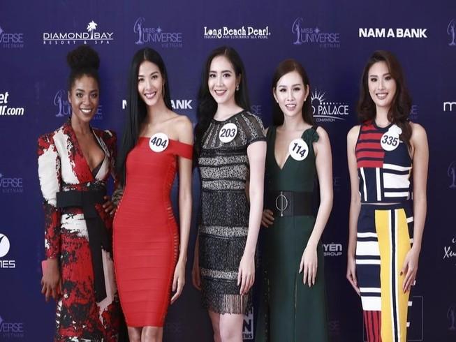 Người đẹp nổi tiếng ồ ạt thi Hoa hậu Hoàn vũ VN