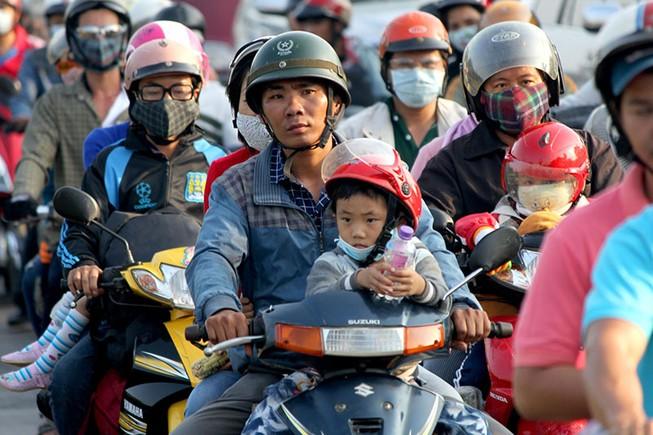 Bố ơi, đường về nhà còn bao xa!