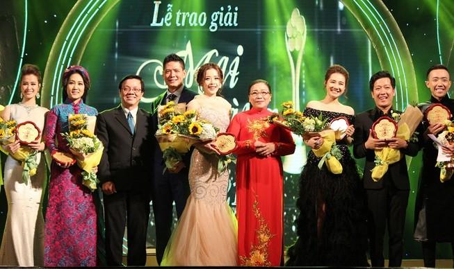 Công bố sớm 4 giải thưởng Mai Vàng năm 2016