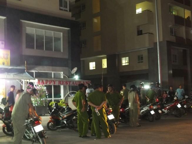 Cảnh sát bố ráp hàng trăm thanh niên gốc Phi ở Sài Gòn