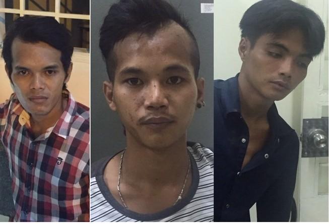 Ba anh em ruột cùng đi trộm cướp để có tiền mua ma túy