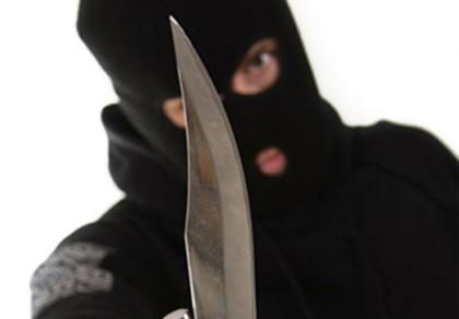 Giả giao hàng, khống chế chủ nhà cướp tài sản