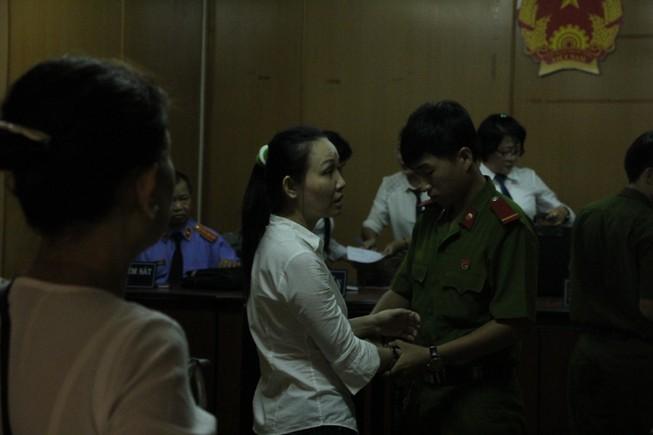 Nguyên phó giám đốc Nguyễn Kim lãnh 8 năm tù